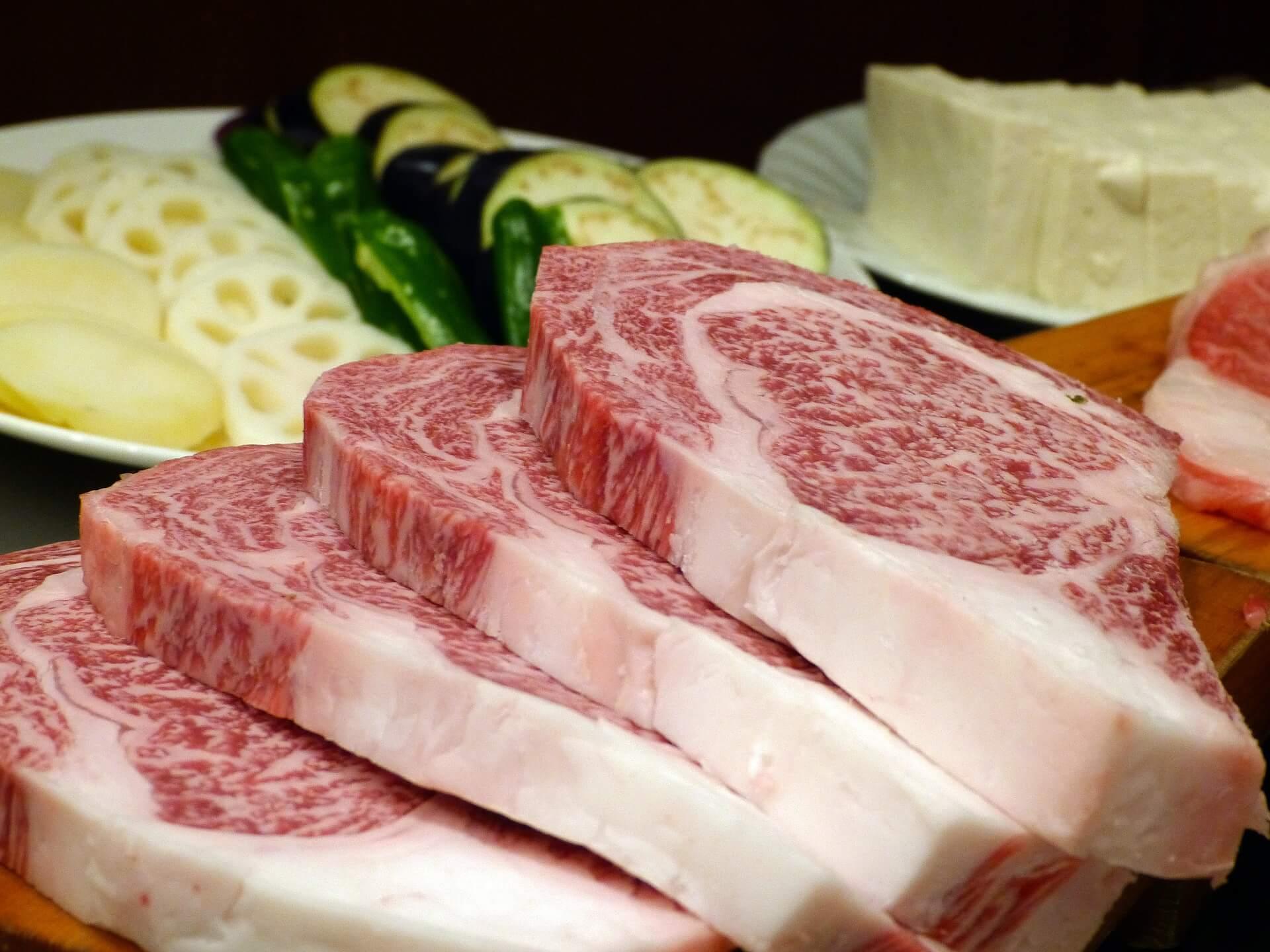 Características carne de kobe