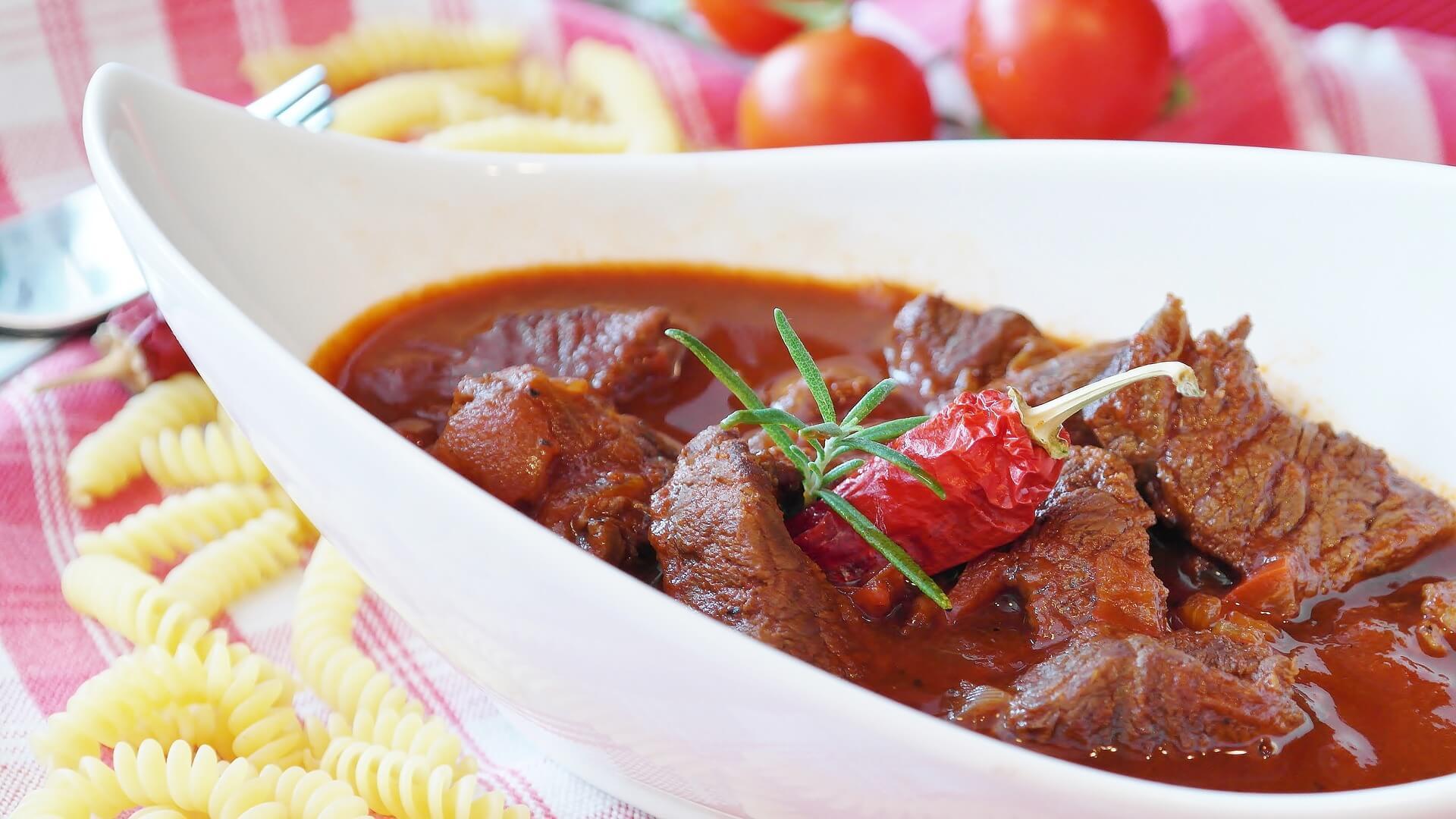 Las mejores salsas para acompañar carnes estas navidades