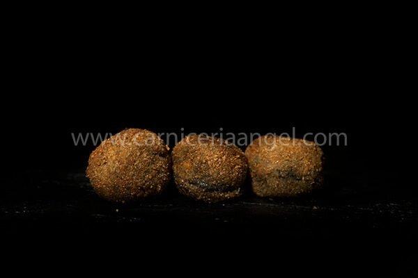 Receta de croquetas de chipirón